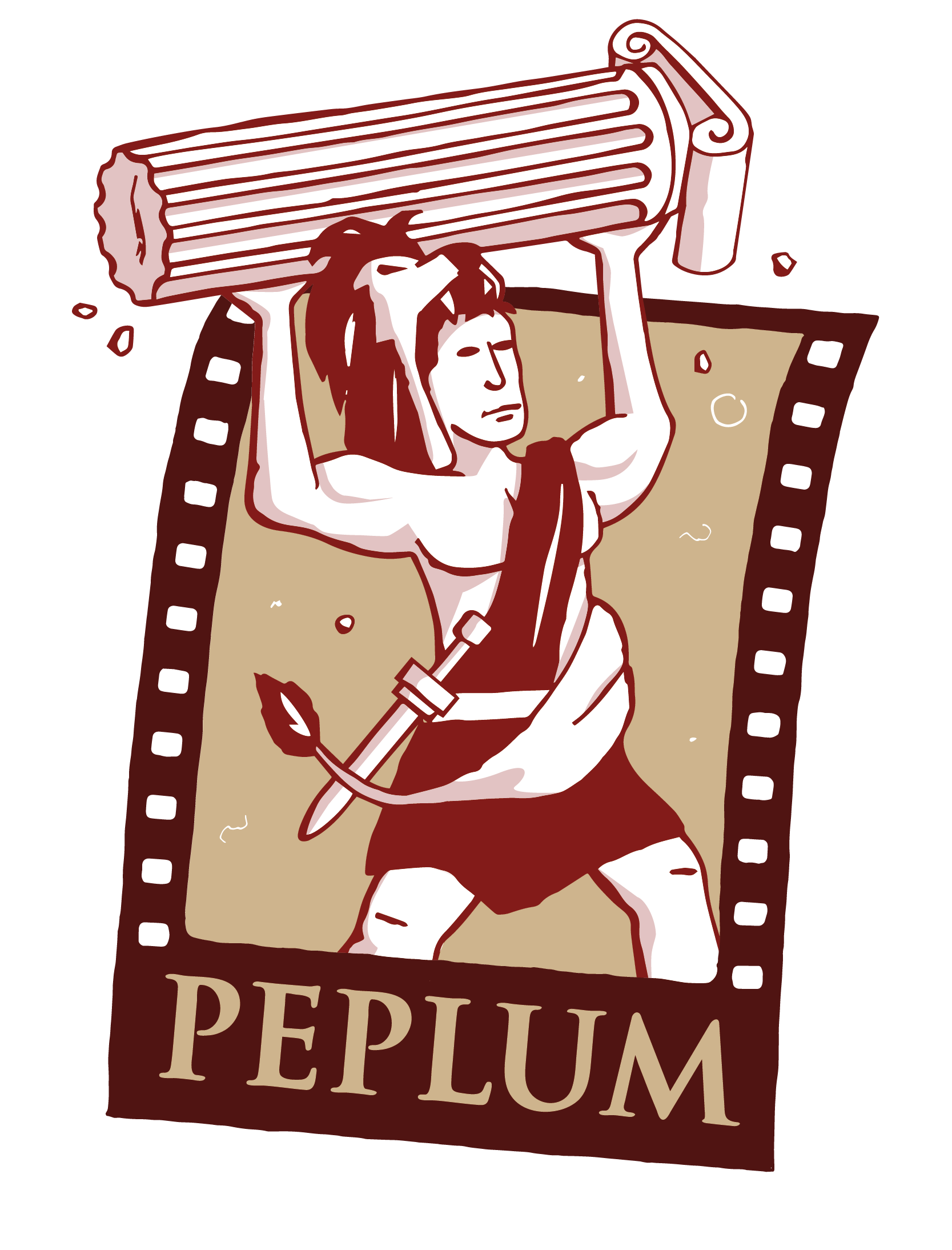 logo association Péplum