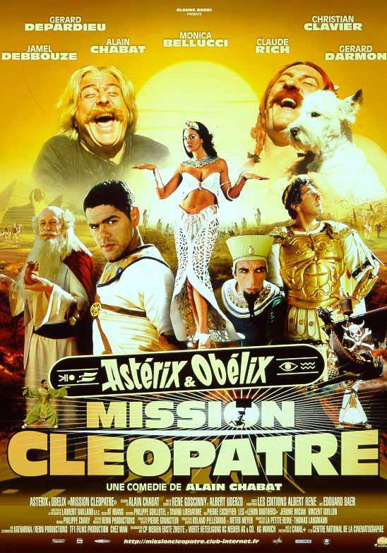 Asterix et Obélix : mission Cléopâtre