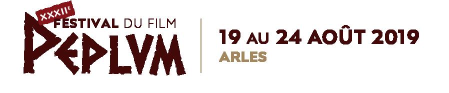 Festival du film Peplum | Projections en plein air du 19 au 24 août 2019 à Arles